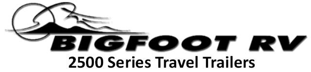 Bigfoot Trailers Travel Trailer Logo