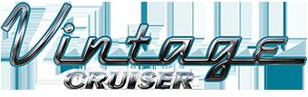 Vintage Cruiser Travel Trailer Logo