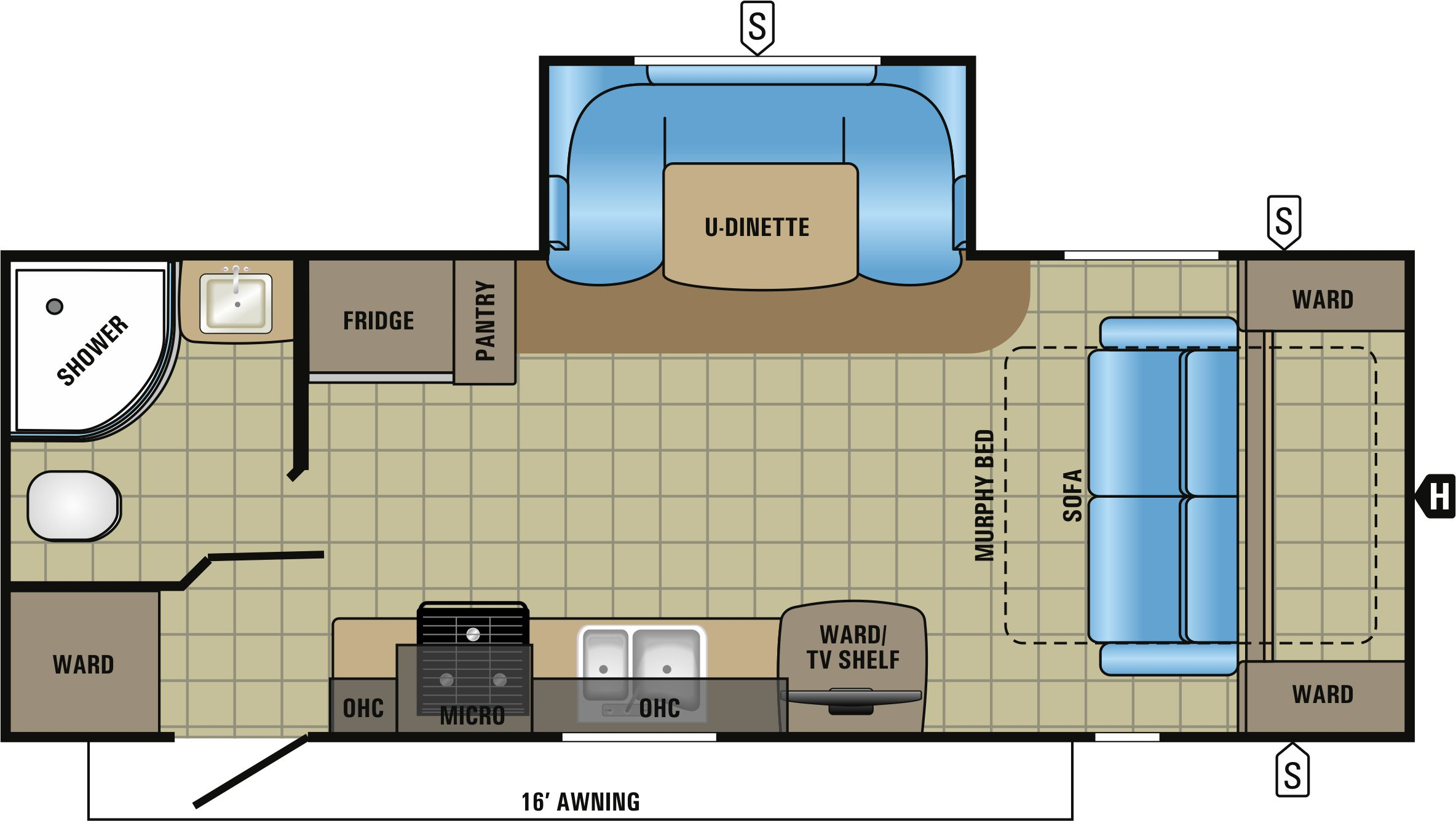 23RBM Floorplan
