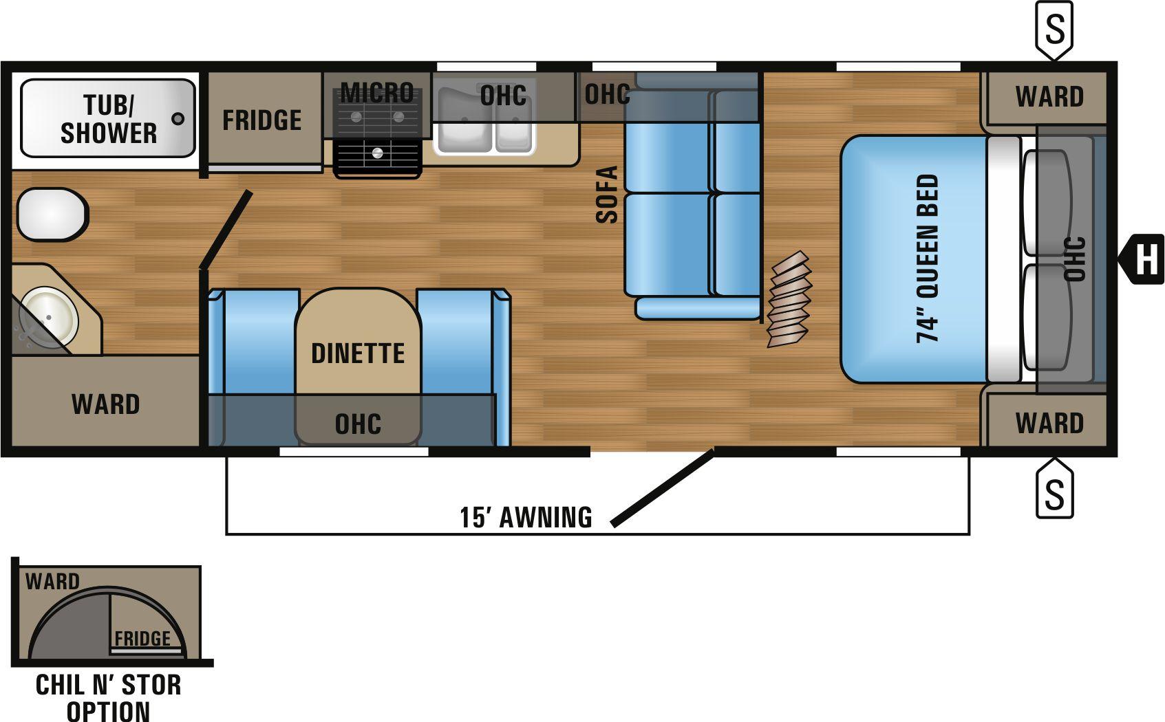 23RB Floorplan