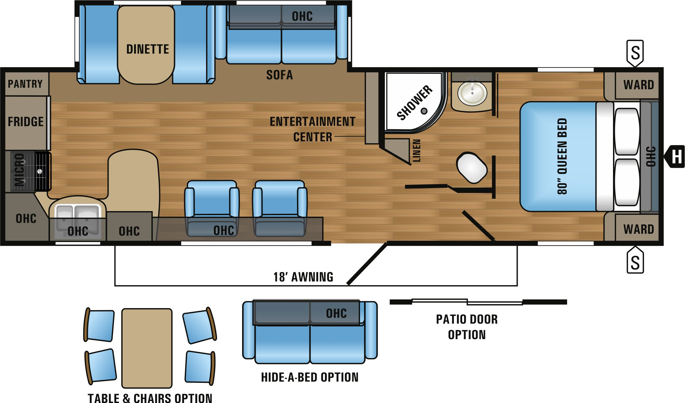 29RKS Floorplan