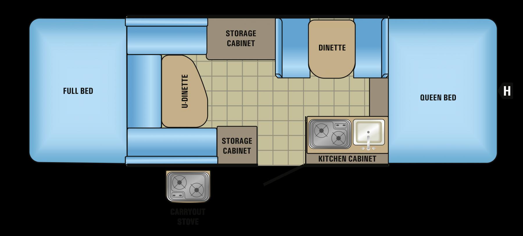 12UD Floorplan