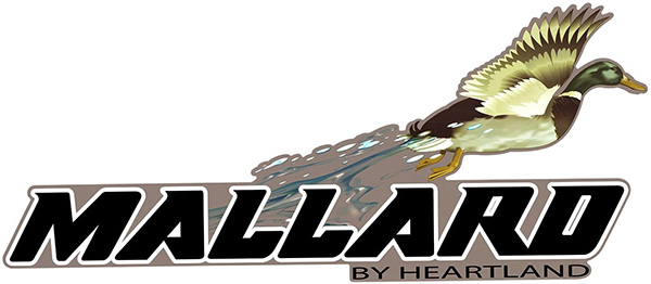 Mallard Travel Trailer Logo