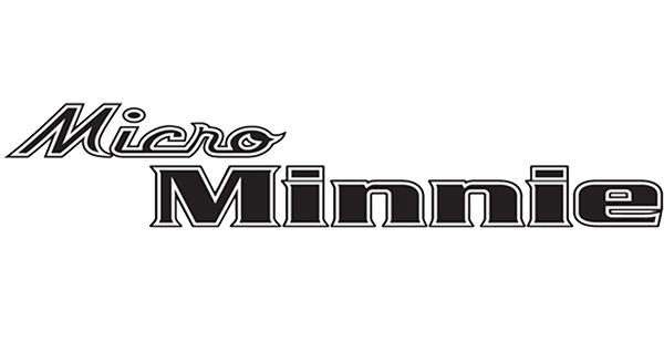 Micro Minnie Travel Trailer Logo
