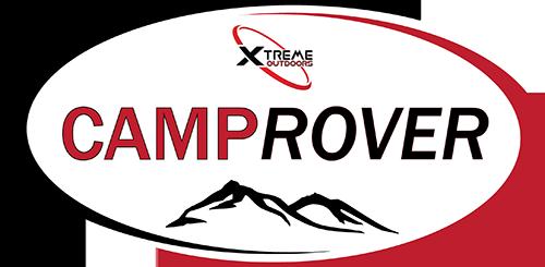 Camp Rover Travel Trailer Logo