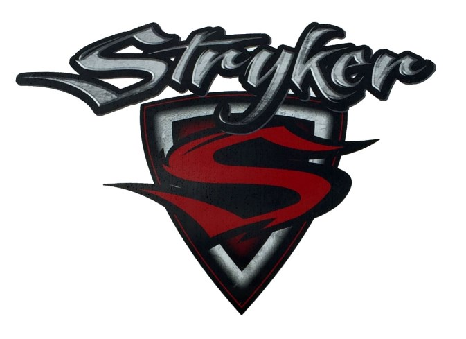 Stryker Toy Hauler Logo