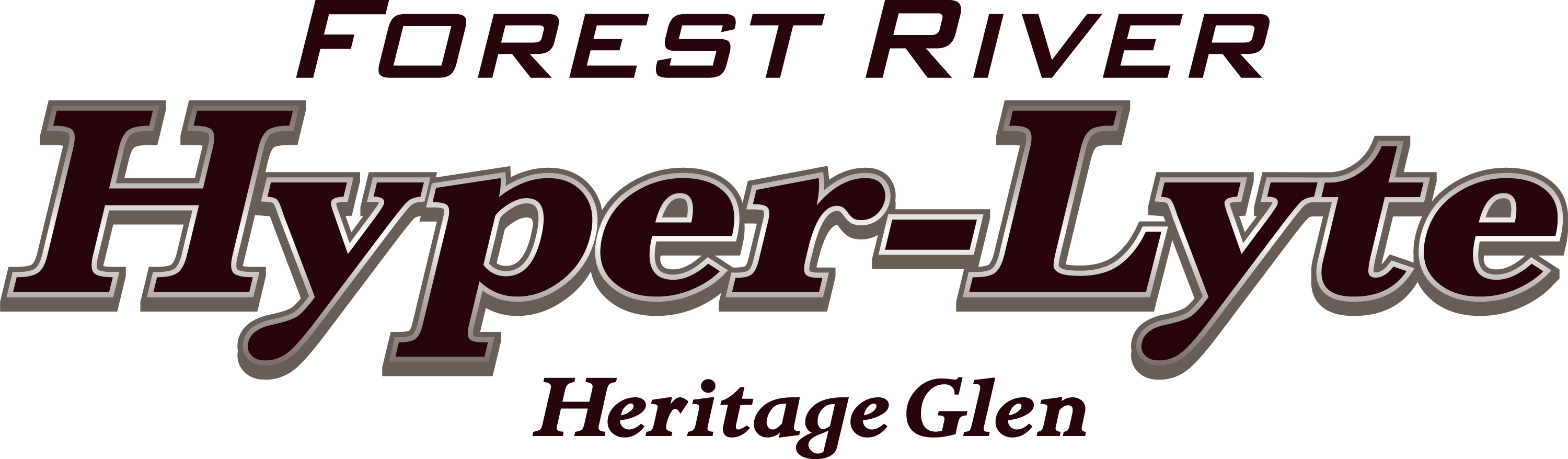Heritage Glen Hyper Lyte Fifth Wheel Logo
