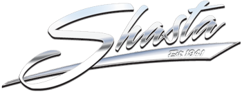 Shasta Travel Trailer Logo