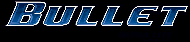 Bullet Travel Trailer Logo