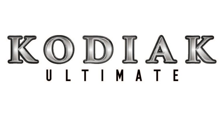 Kodiak Ultimate Travel Trailer Logo