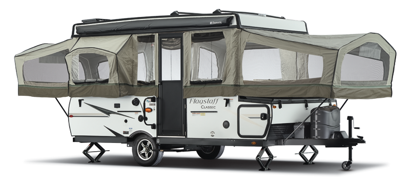 Flagstaff(Tent)
