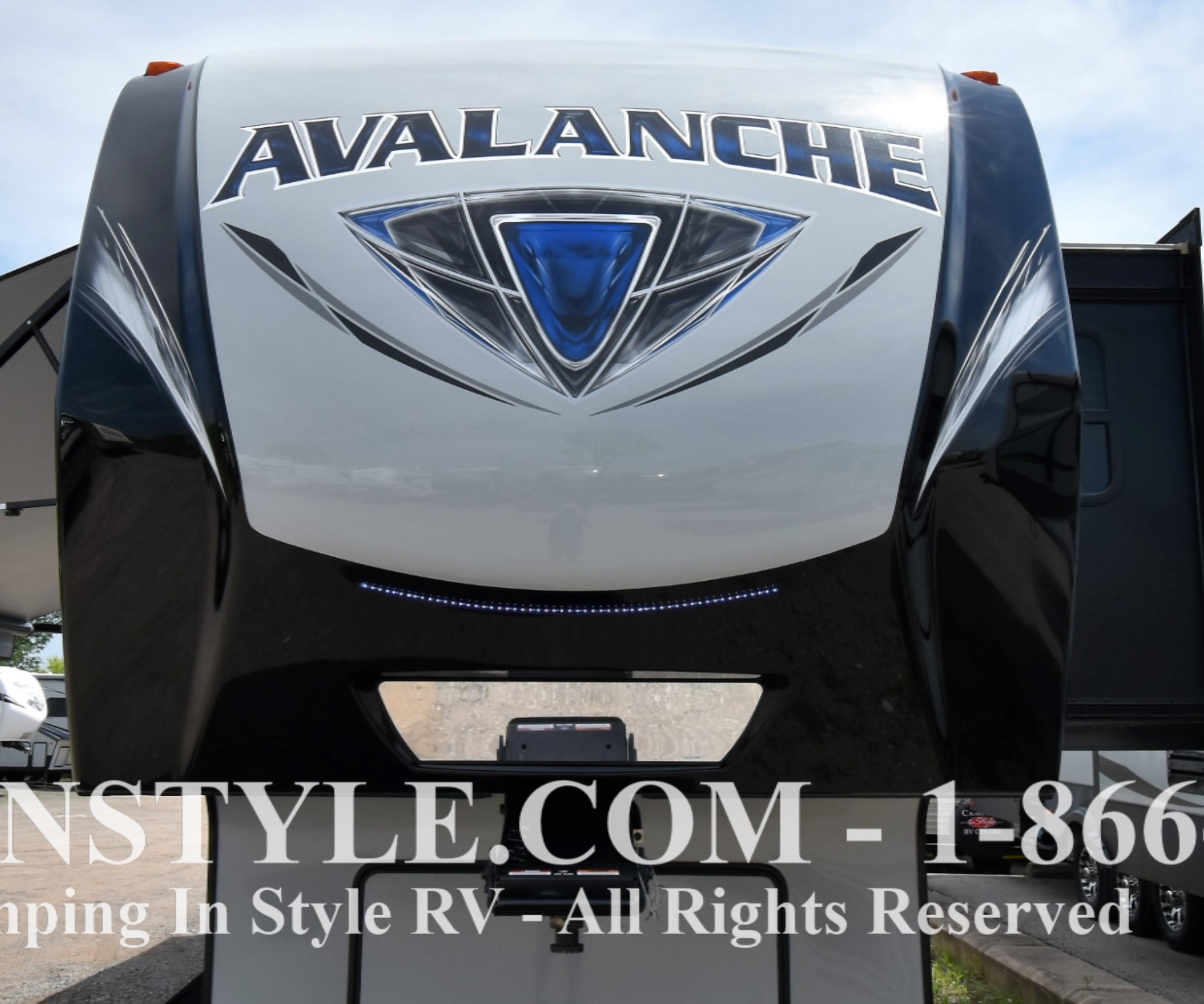 2019 Keystone Avalanche 375RD - Thumbnail