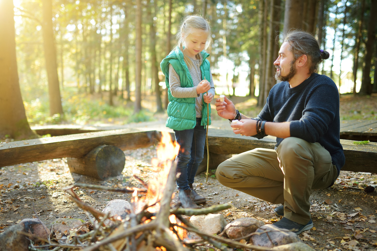 Featured image for Camping with Kids? Some Tips from the Pros to Make Everyday Fun