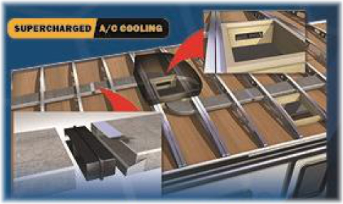 Keystone RV's - Built for the Long Haul - A/C Airduct Joiner - Thumbnail