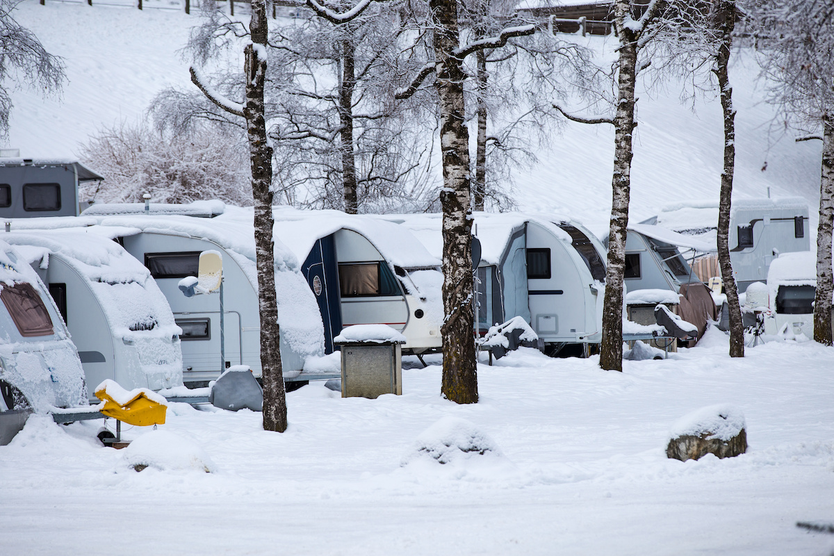 How to Prepare Your RV for Winter Storage - Thumbnail