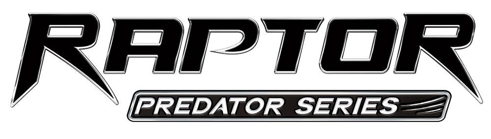 Raptor Predator Toy Hauler Logo