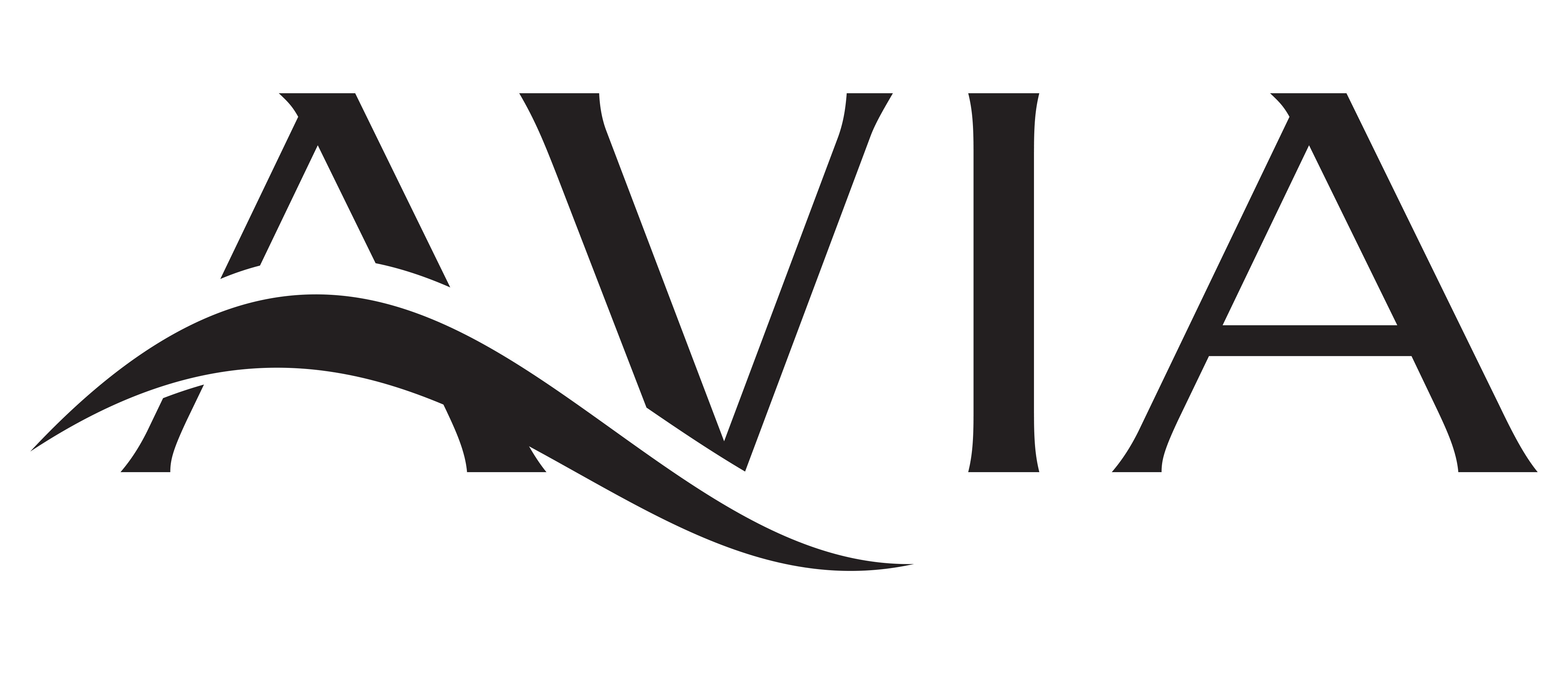 AVIA Travel Trailer Logo