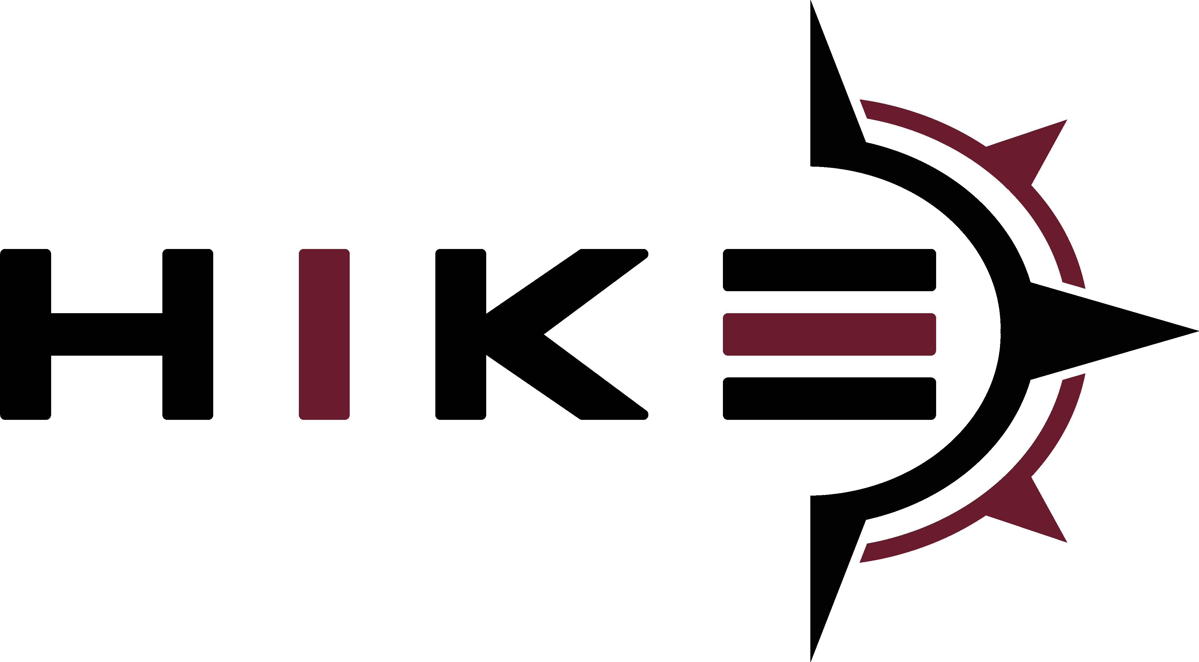Hike Teardrop Trailer Logo