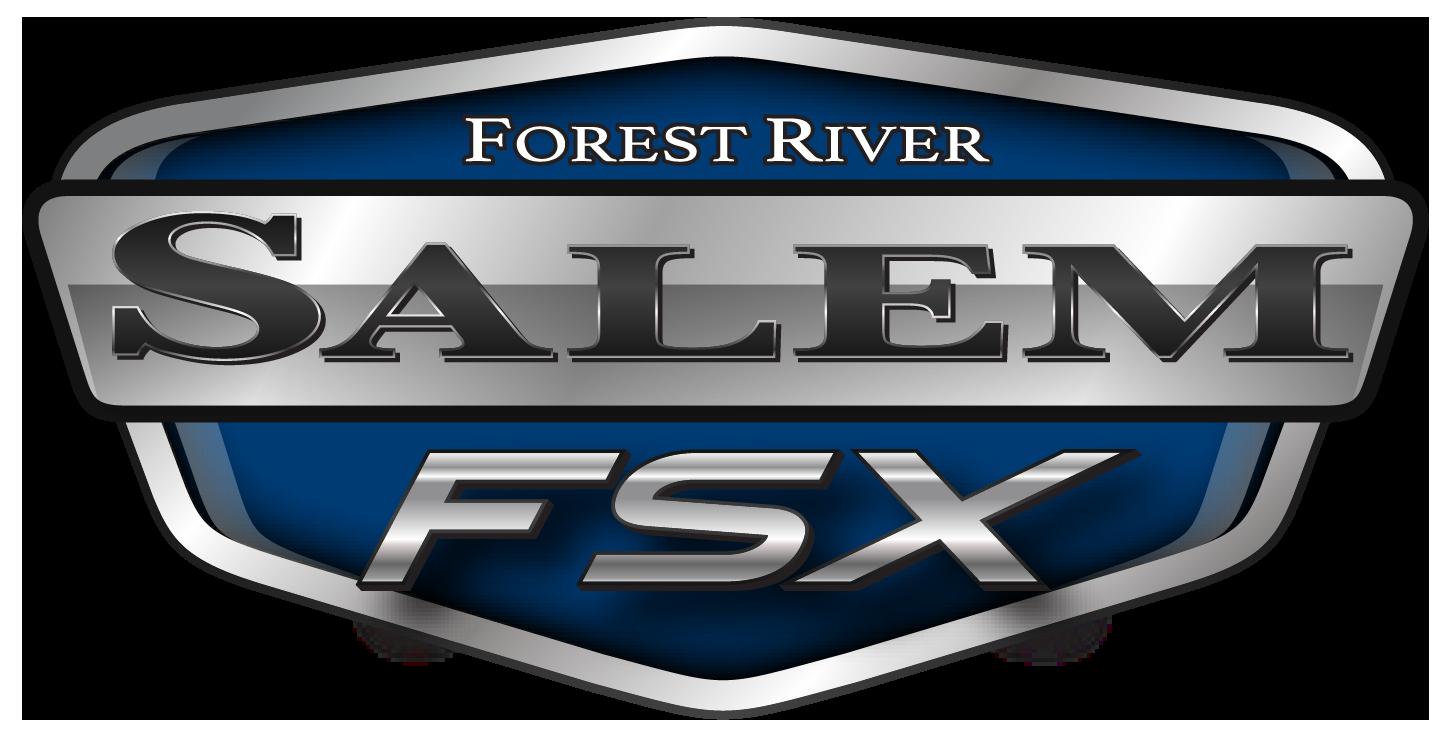 Salem FSX Travel Trailer Logo