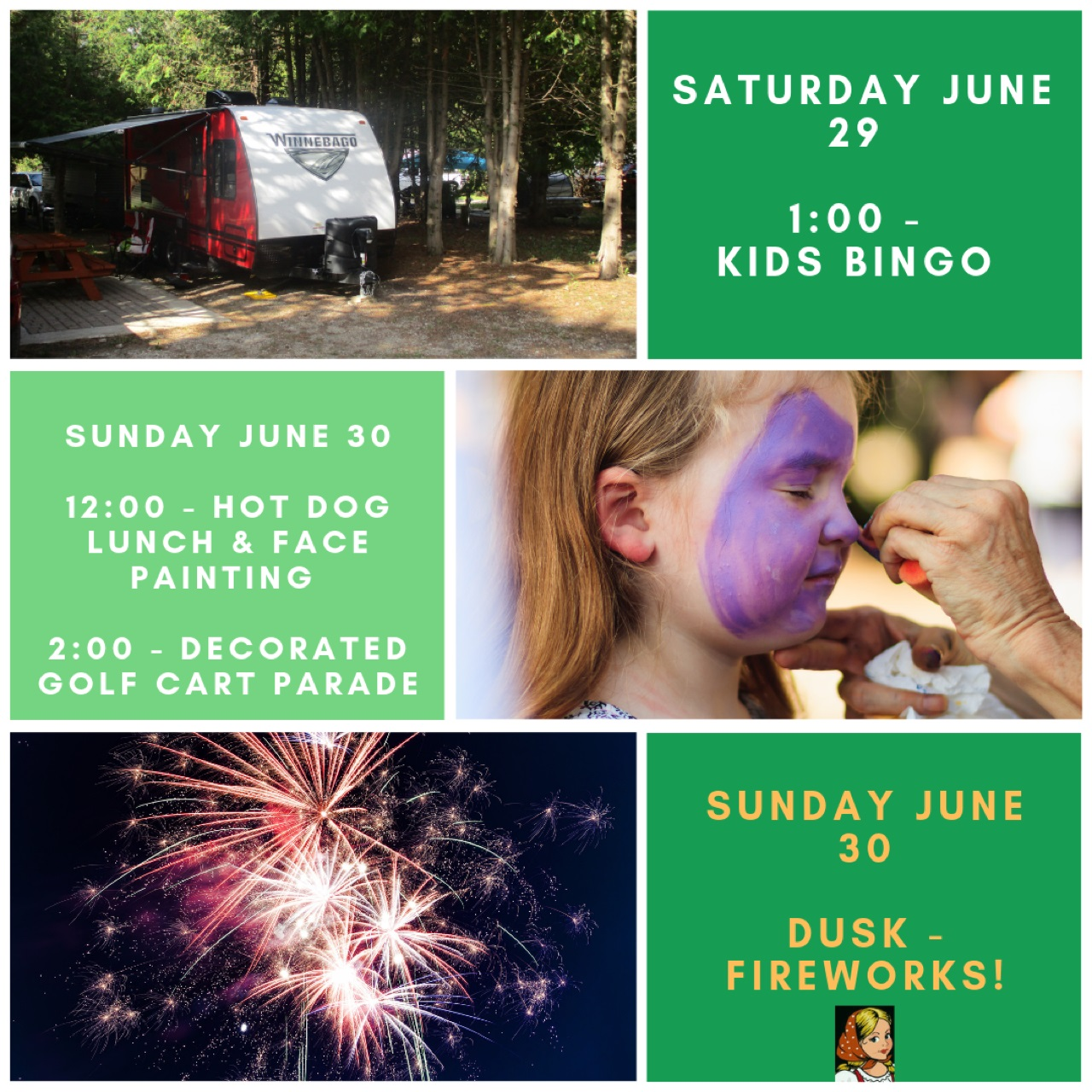 Activities This Weekend - June 29 & 30/19 - Thumbnail