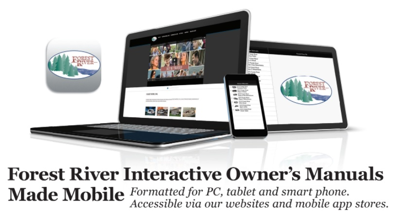 Forest River Interactive Owners Manuals - Thumbnail