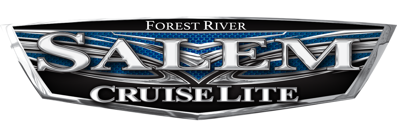Salem Cruise Lite Travel Trailer Logo