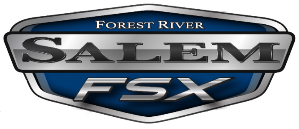 Salem FSX Travel Trailer Logo