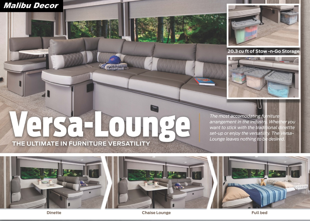 2021 Versa Lounge