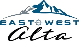 East to West Alta Travel Trailer Logo
