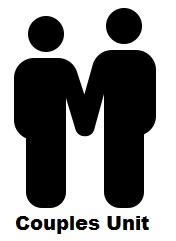 Park Model Couples Unit Park Model Logo