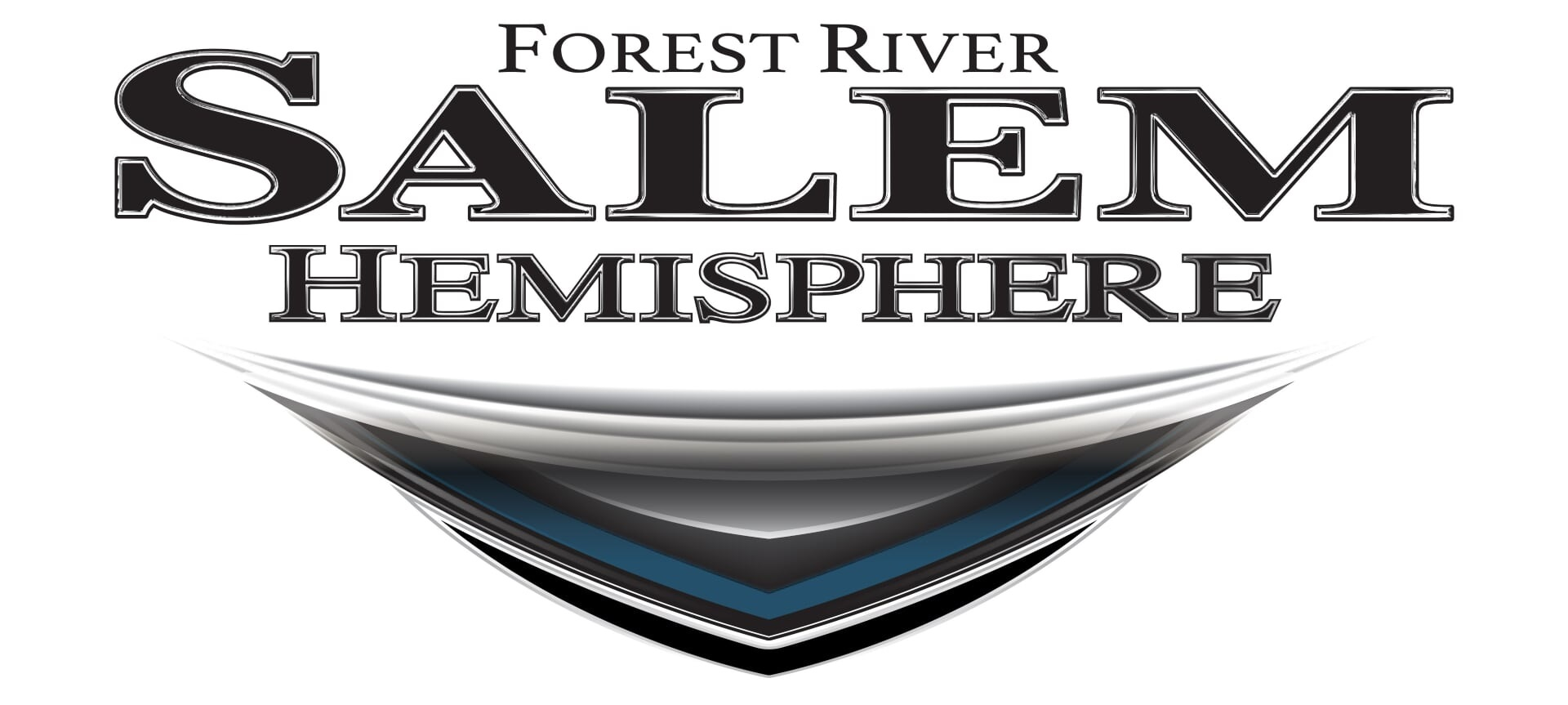 Salem Hemisphere Fifth Wheel Logo
