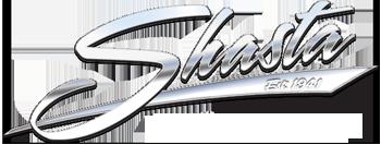 Shasta Travel Trailer Logo