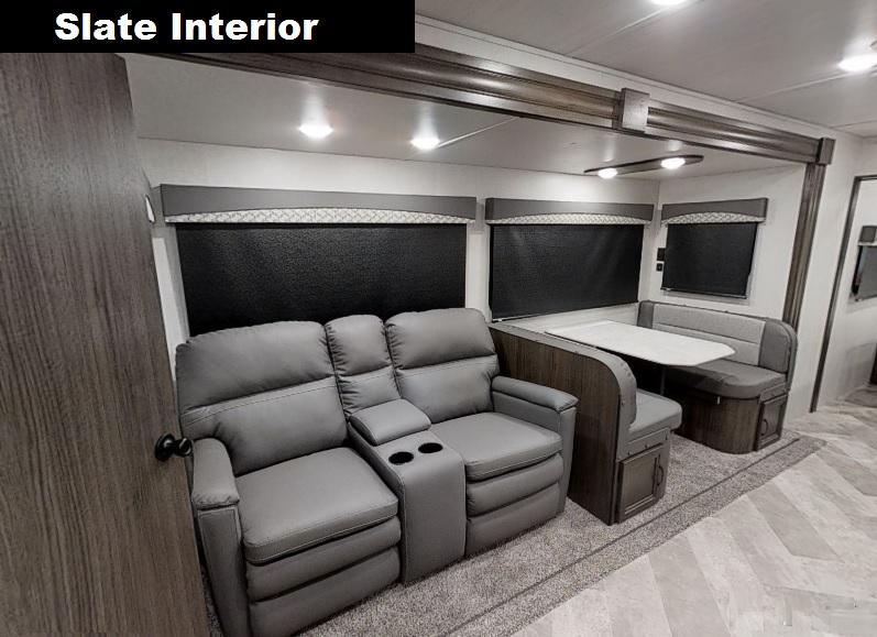Slate Interior