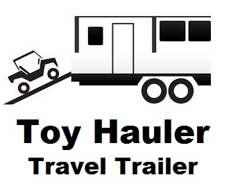 Travel Trailer Toy Hauler Logo