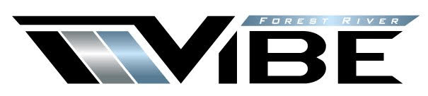 Vibe Travel Trailer Logo