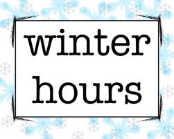 Post thumbnail for WINTER HOURS