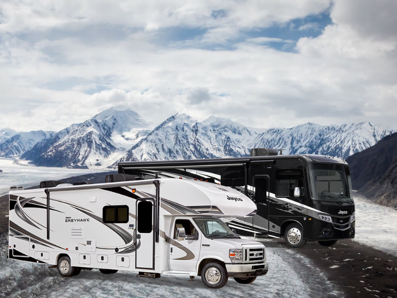 Post thumbnail for Winter Is Coming: 5 Winterizing Tips for Motorized RVs