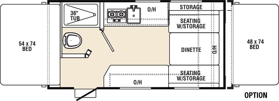 15RB Floorplan Image