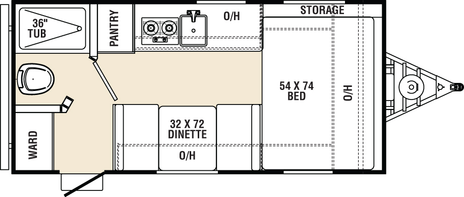 16FB Floorplan Image