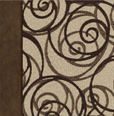 Latte interior swatch