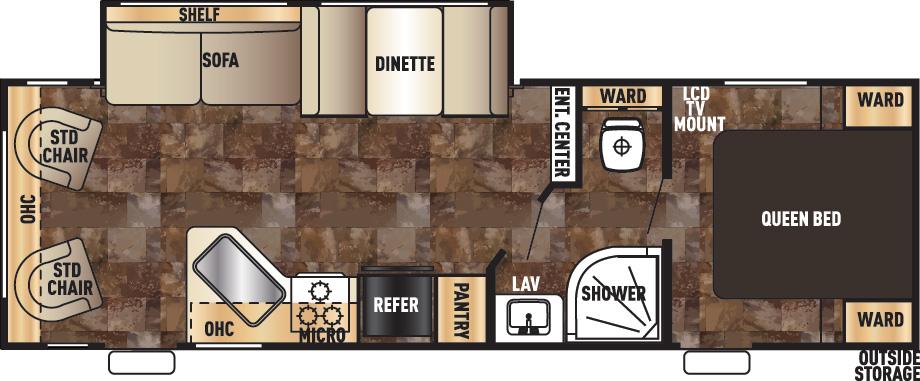 26RL Floorplan Image
