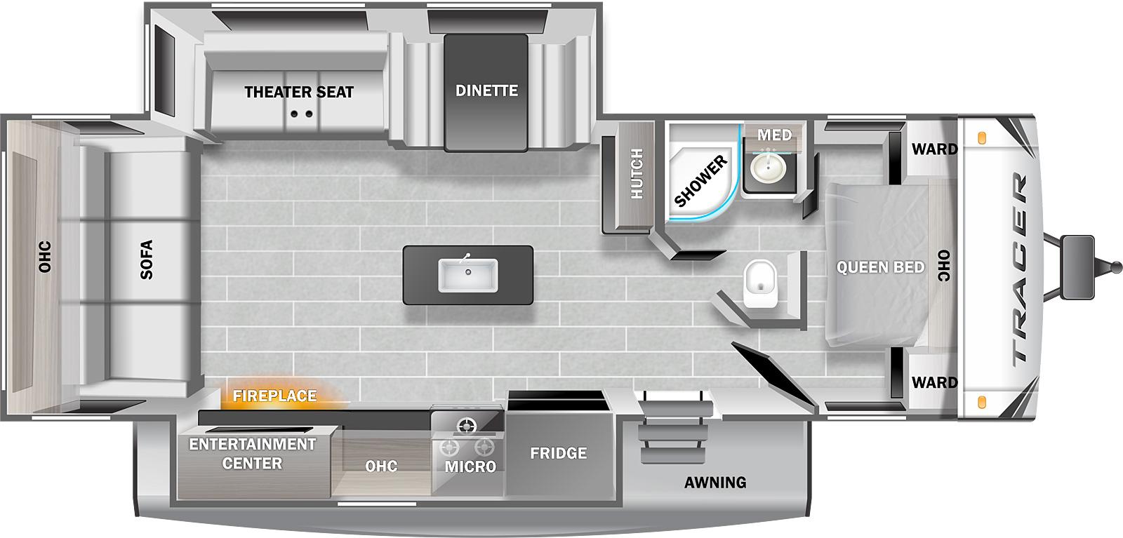 29RLS Floorplan Image