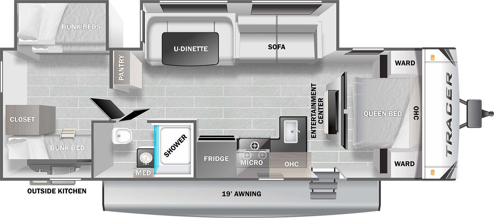 31BHD Floorplan Image