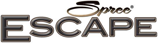 Spree Escape Travel Trailer Logo