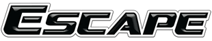 Escape Travel Trailer Logo