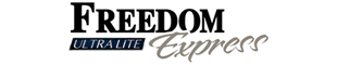 Freedom Express Ultra Lite Travel Trailer Logo