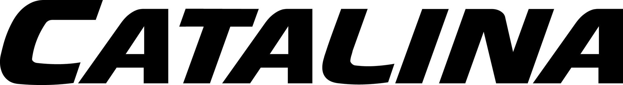 CATALINA DESTINATION Destination Trailer Logo