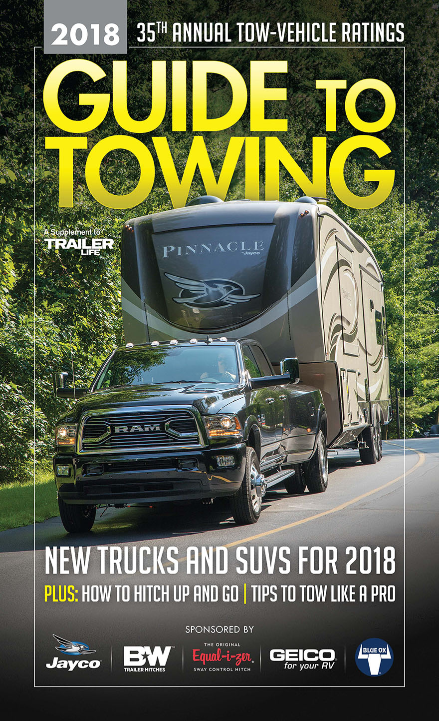 Post thumbnail for 2018 Guide to Towing