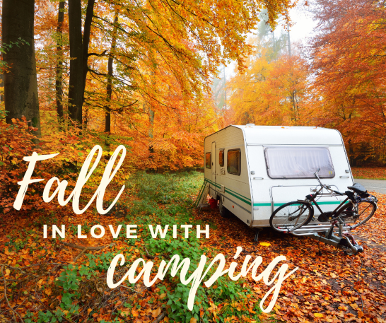Featured image for Fall Camping