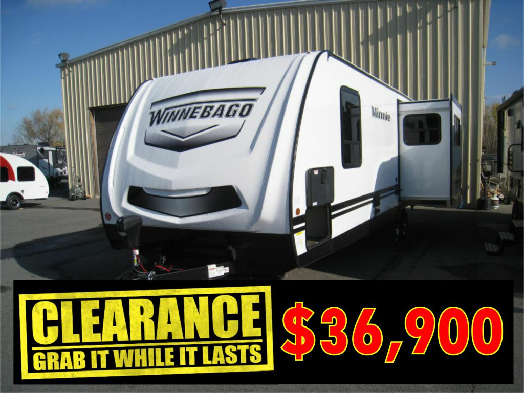 Featured image for Winnebago Clearance Event!